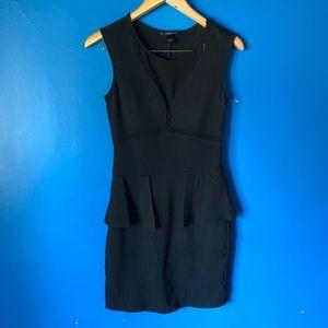 Victoria's Secret | Black Mesh Dress